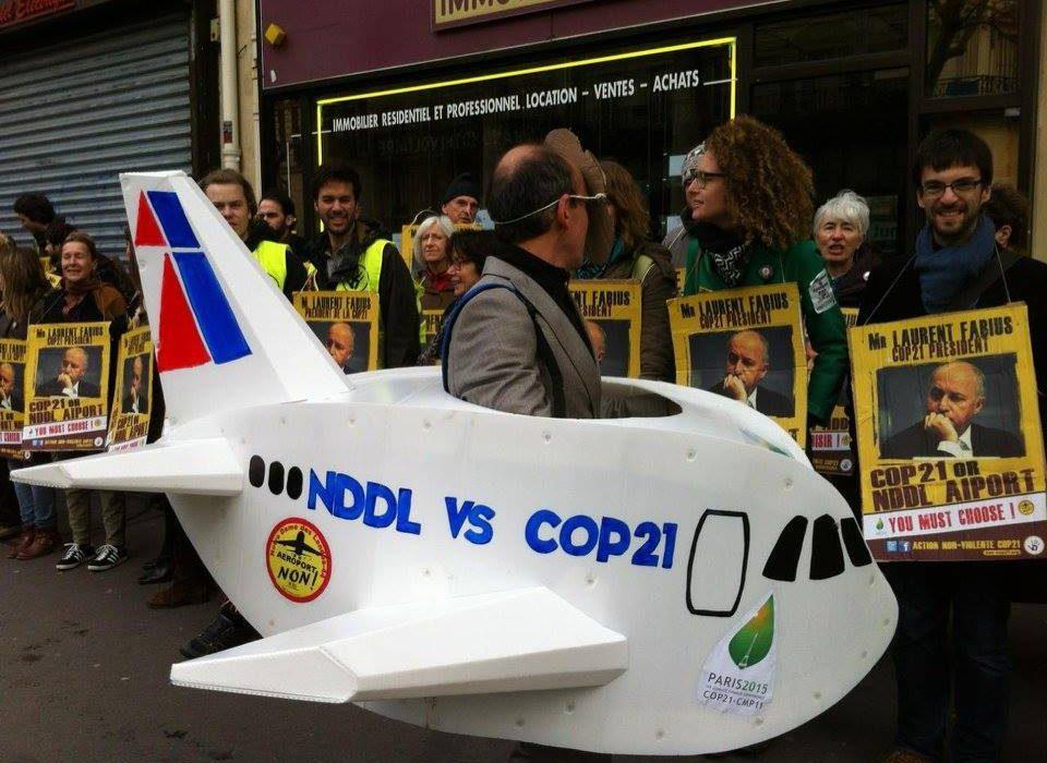 NDDL vs COP21