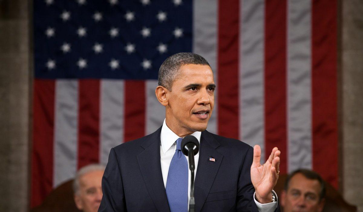Barack Obama, 44e président des États-Unis