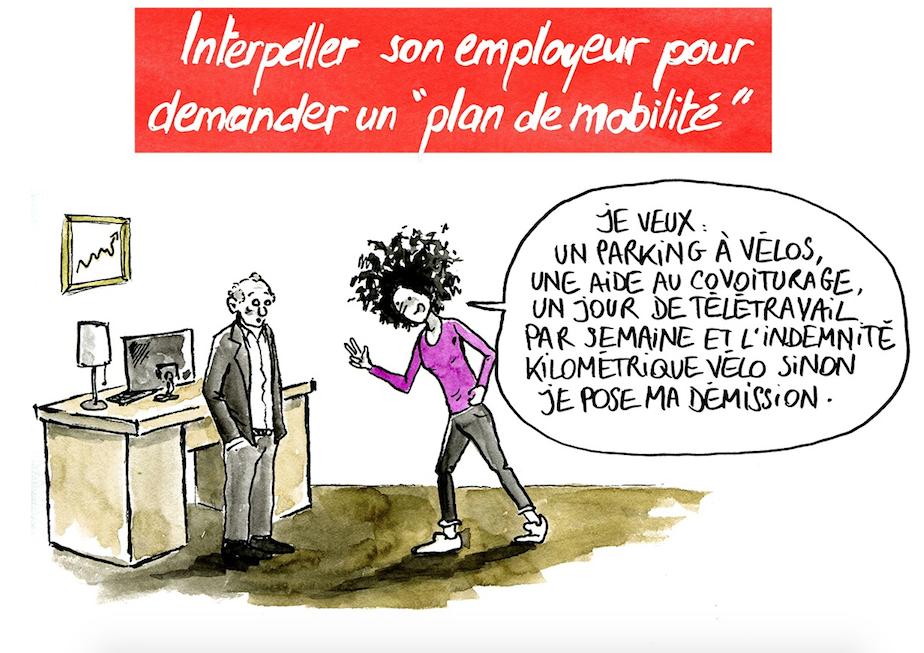 Plan mobilité