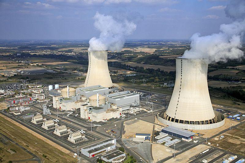 Centrale nucléaire de Civaux, Poitou-Charentes