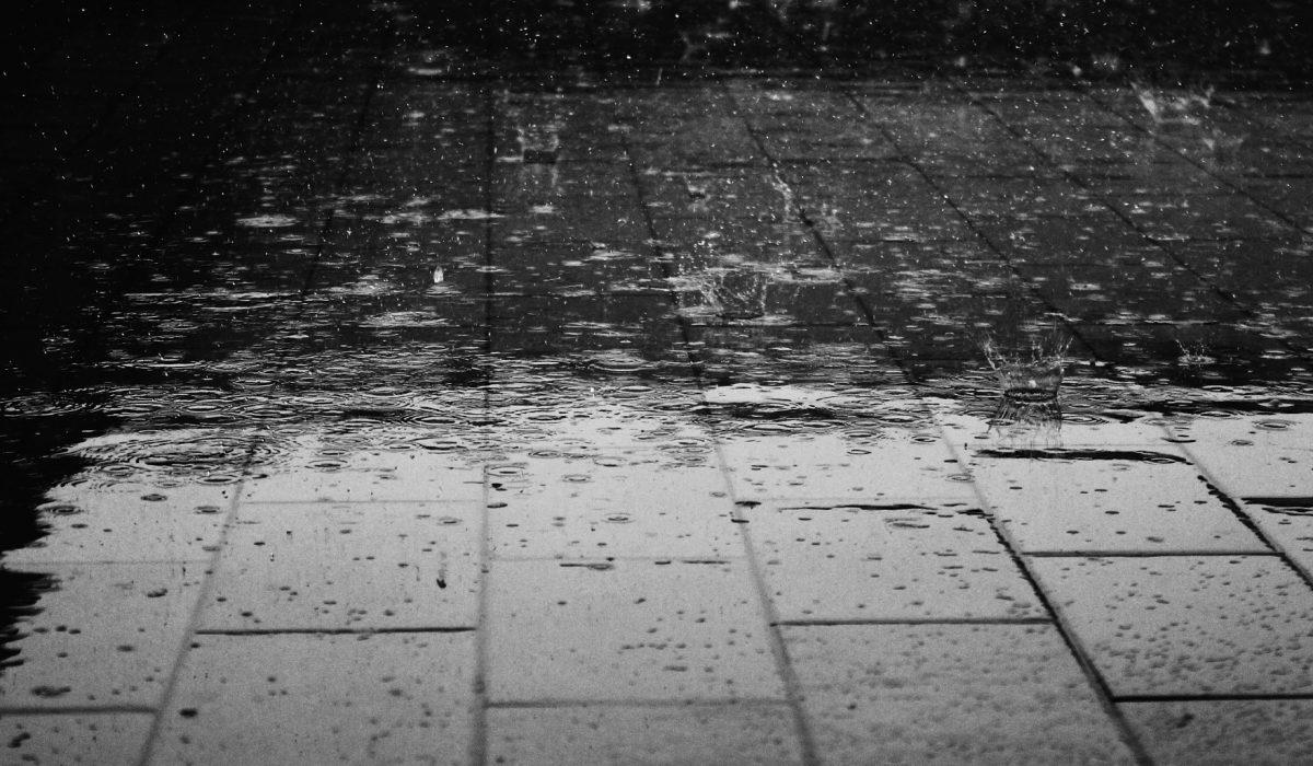 Des fortes pluies plus fréquentes