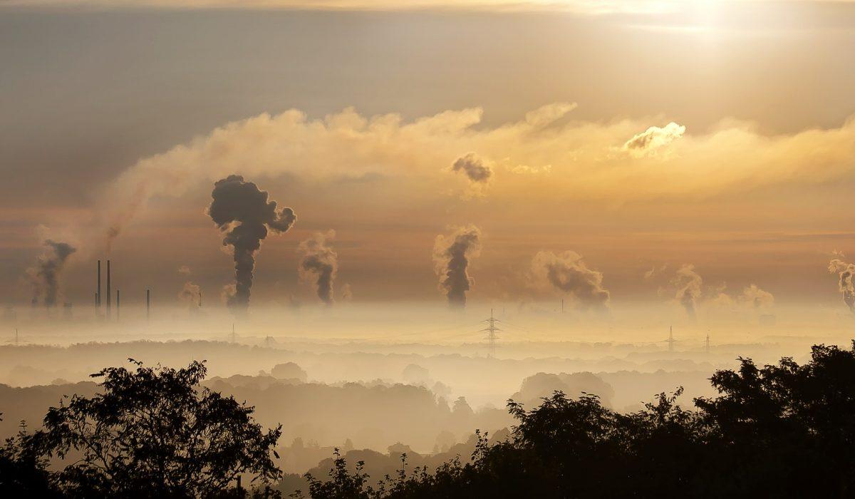 Pollution de l'air par les particules