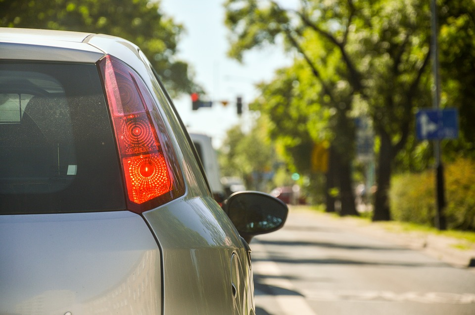 Traffic Jams Transportation Urban Car Road City